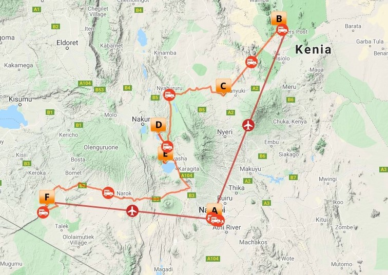 10-dagen-chui-safari-kenia_map