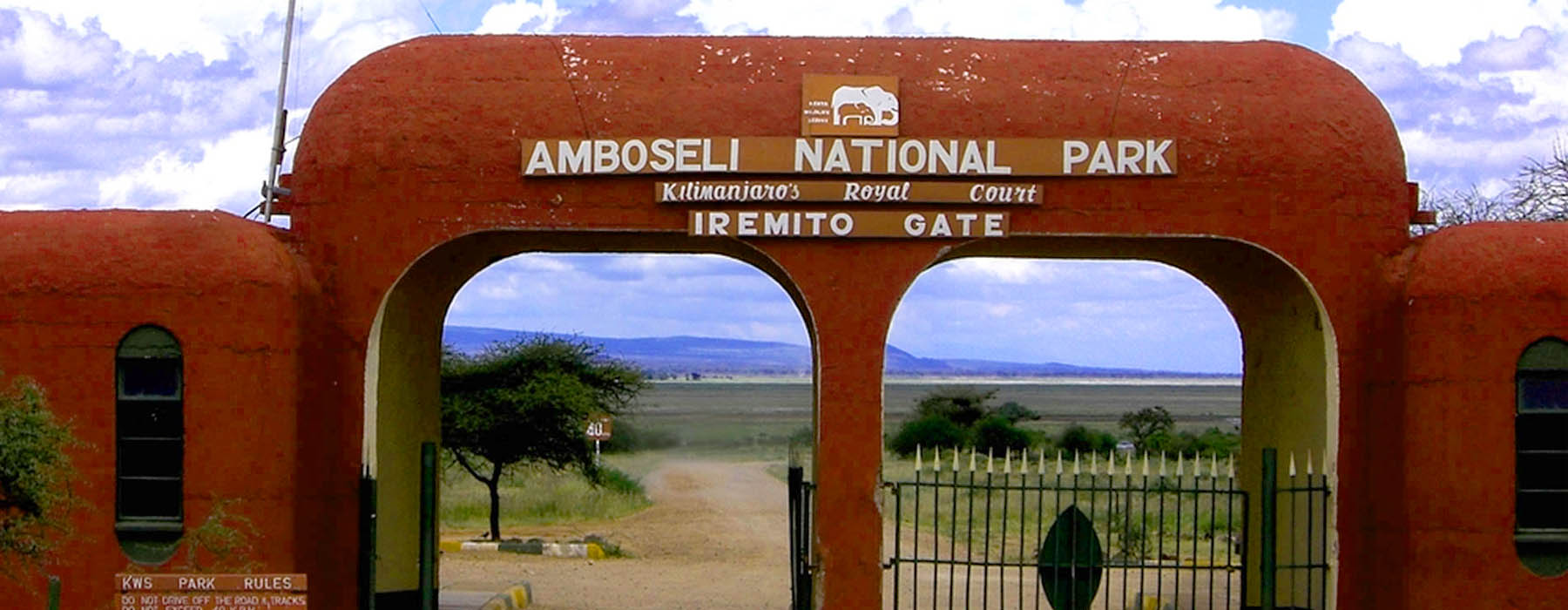 Amboseli_National_Park_gate