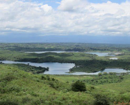 Arusha NP lakes