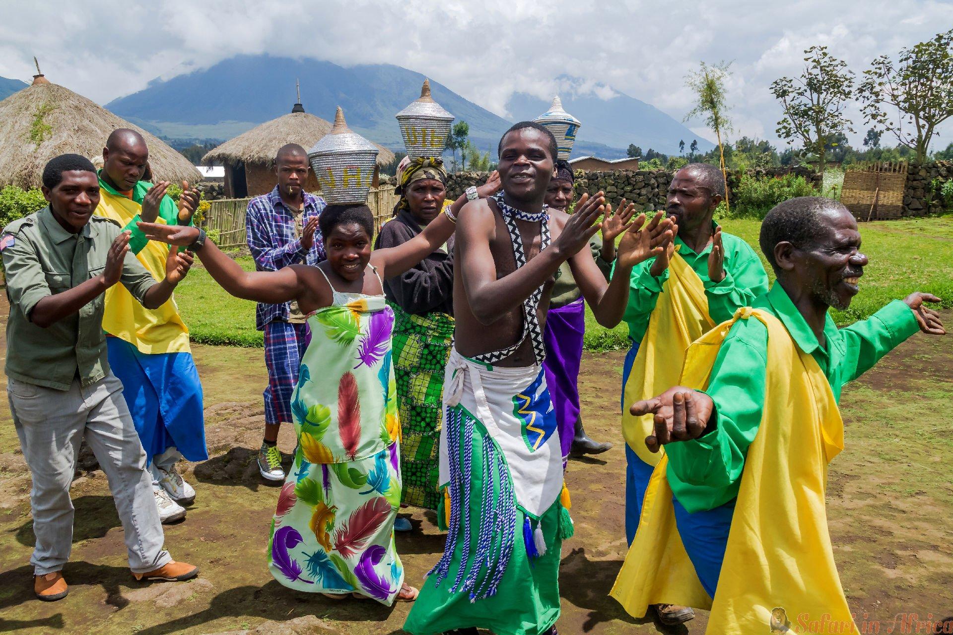 Celebrate the Birth of an Endangered Mountain Gorilla in Musanze