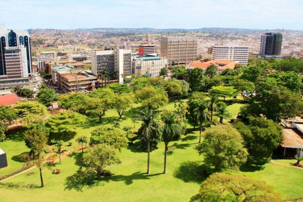 Entebbe overview
