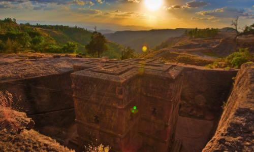 Ethiopië, klimaat & weer