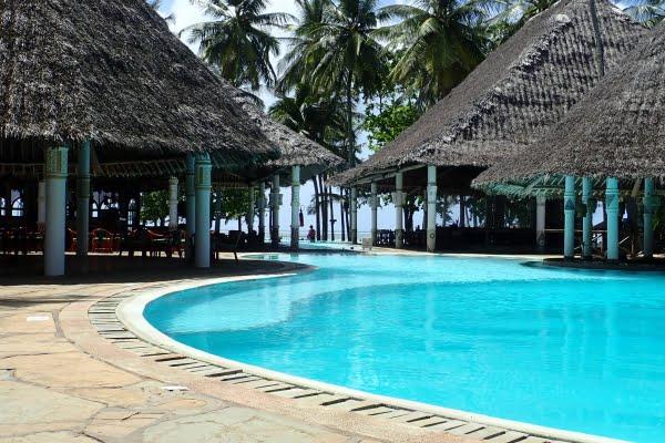 Neptune village Beach resort @Diani Beach