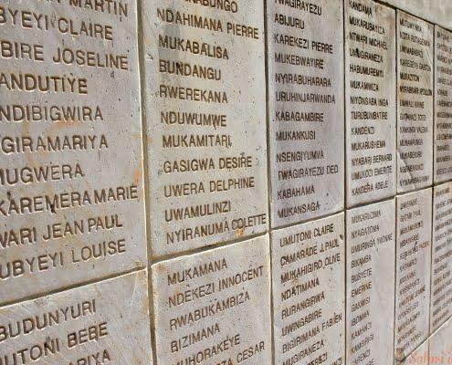 Rwandese genocide Memorial, Kigali, Rwanda
