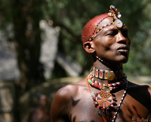 Samburu Man, Samburu Kenya. Dance, african.