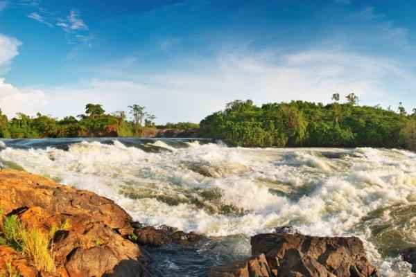 White Nile, Uganda