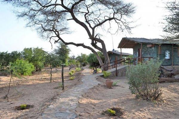 Sentrim Lodge @Samburu National Reserve – Kenia