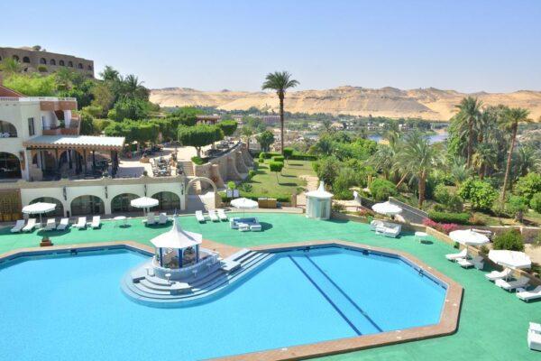 Basma Hotel @Aswan – Egypte
