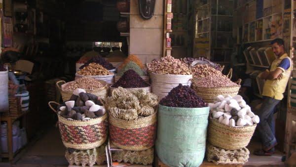 egypte-rondreis_safari-in-africa_bazaar_03