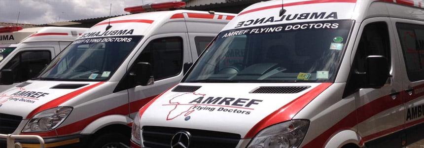Safari in Keni - Flying doctors