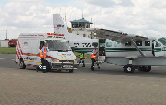 Safari in Kenia - Flying Doctors