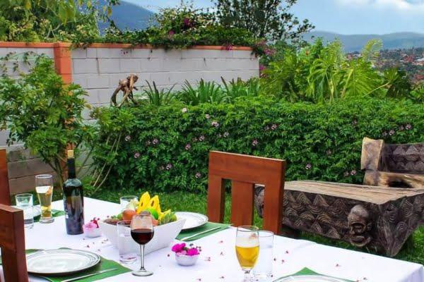 5 Swiss Hotel @Kigali – Rwanda