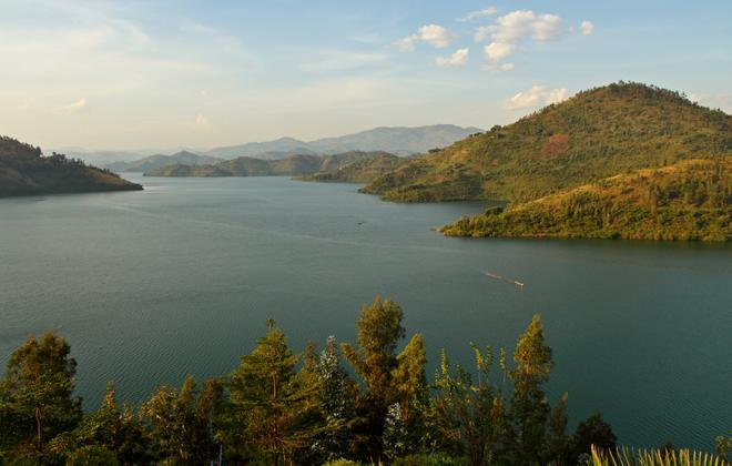 Rwanda: 7 Dagen Nyungwe & Volcanoes Primate Tour (Gorilla & Chimpansee Trekking) & binnenlandse vlucht (MS3)