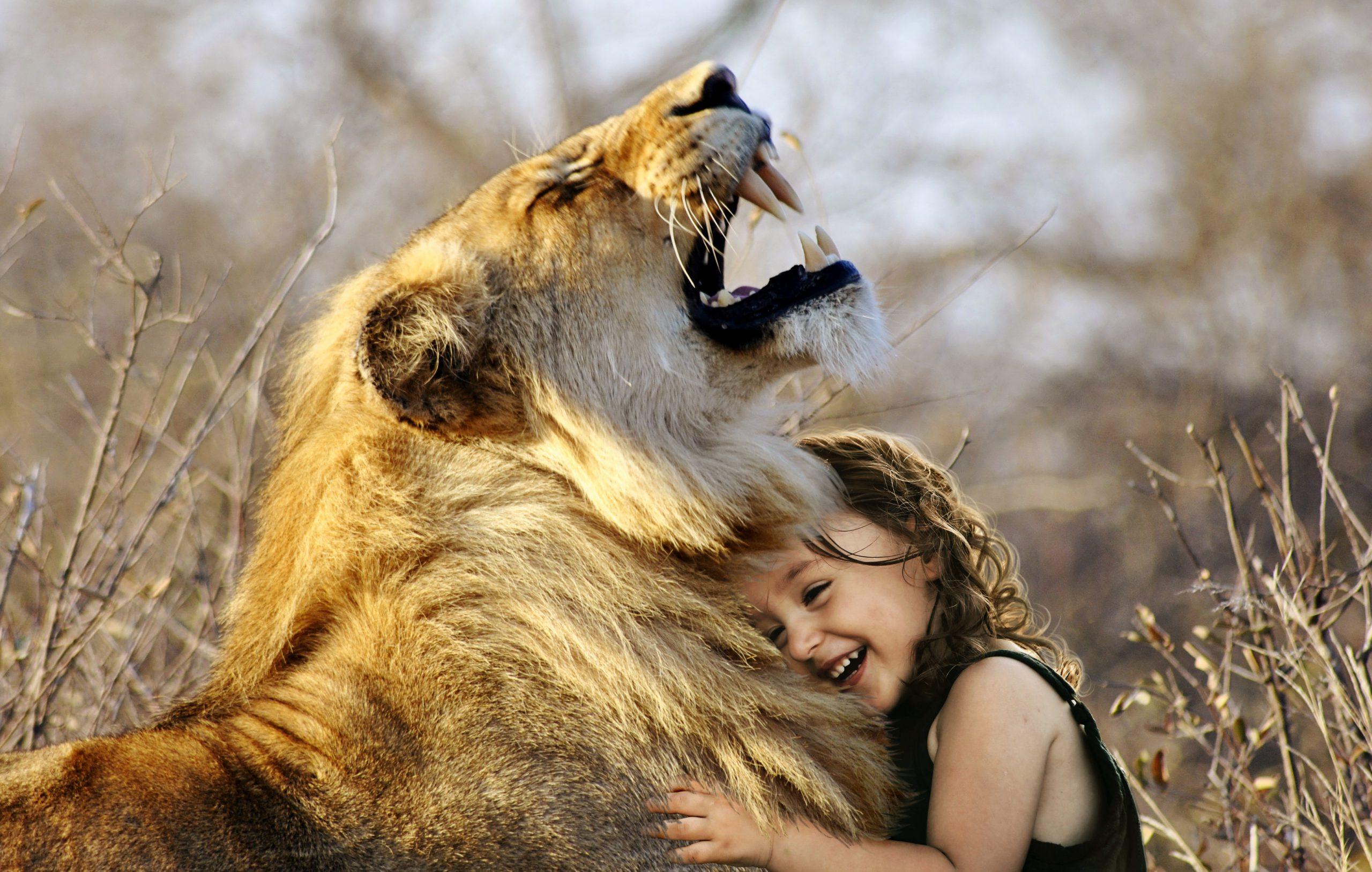 safari-in-afrika_leeuw-met-meisje