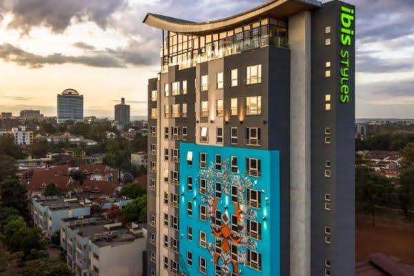 Ibis Hotel @Nairobi