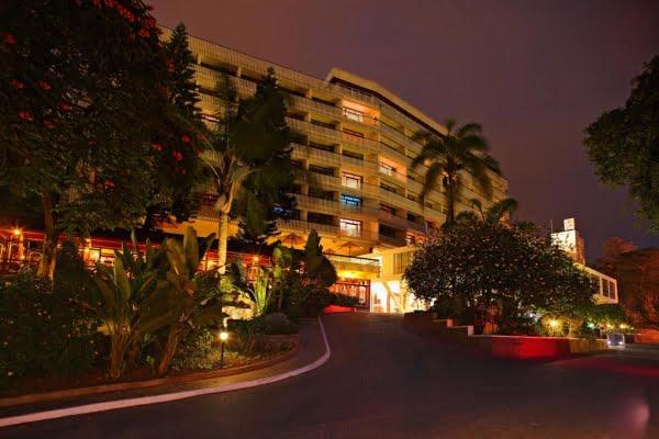 Sarova Panafric Hotel @Nairobi – Kenia