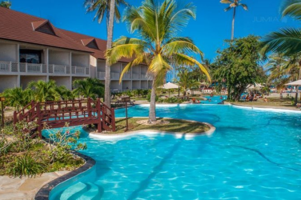 Amani Tiwi Beach Resort @Diani Beach