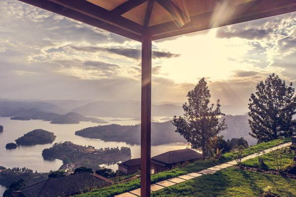 Arcadia Lodge @Lake Bunyonyi – Oeganda