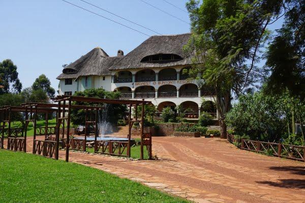 Birdnest Resort @Lake Bunyonyi – Oeganda