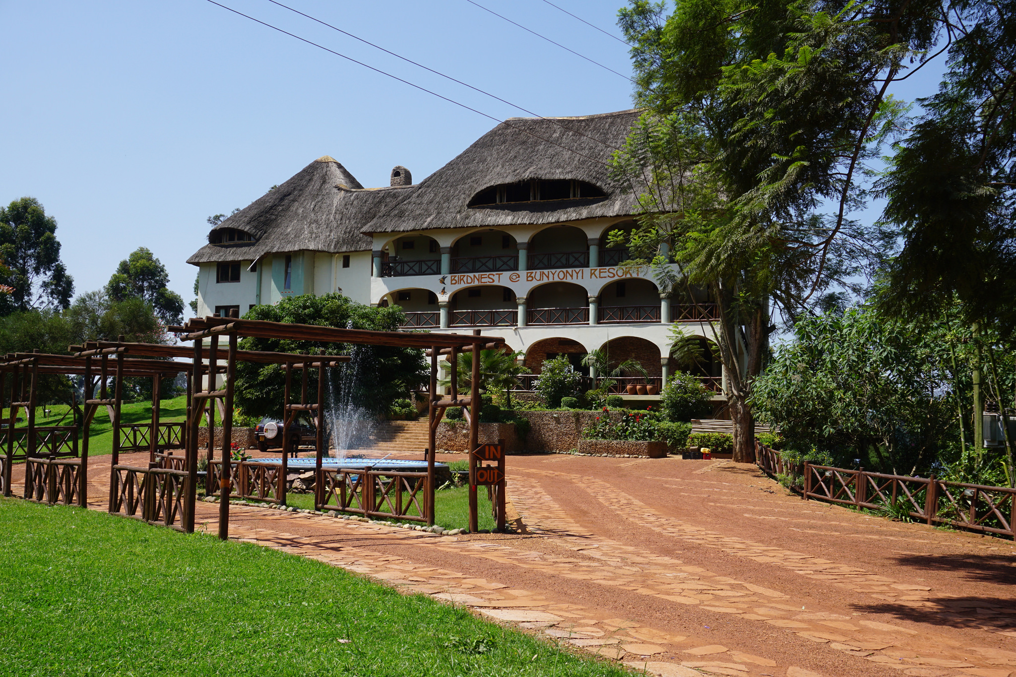 Birdnest Resort @Lake Bunyonyi – Oeganda
