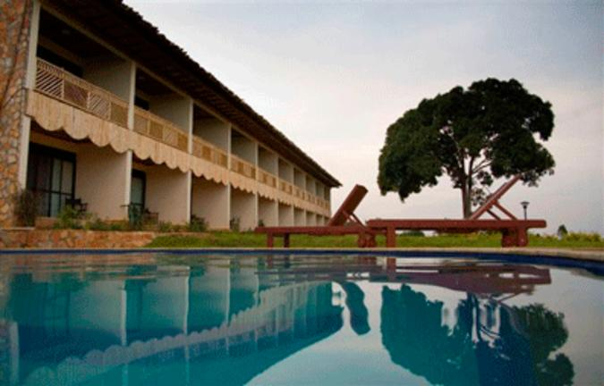 Cassia Lodge @Buziga Hill – Oeganda
