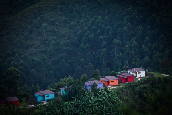 Chameleon Hill Lodge @Lake Mutanda – Oeganda
