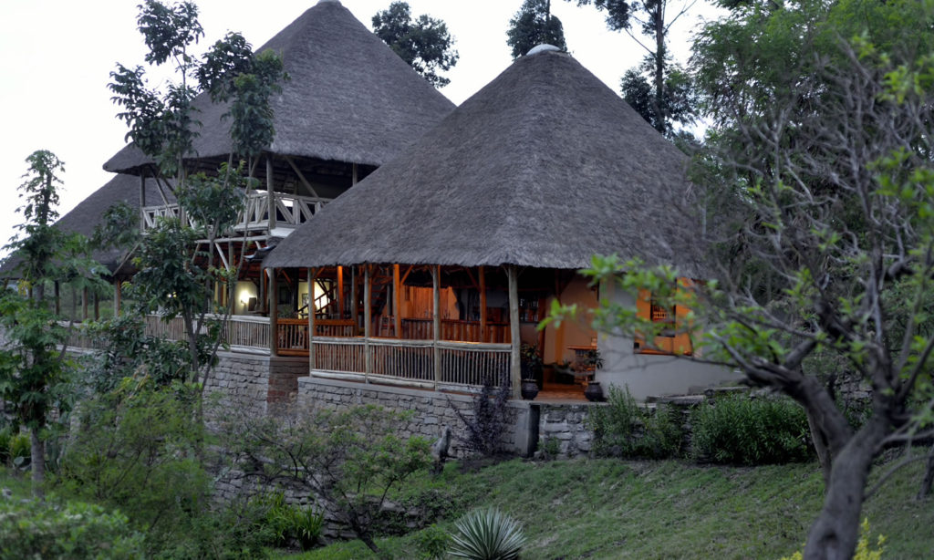 Enganzi Lodge @Queen Elizabeth National Park – Oeganda