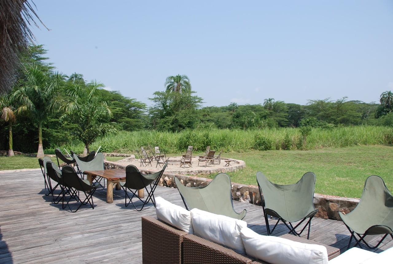 Enjojo Lodge @Ishasha – Queen Elisabeth Park – Oeganda