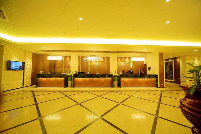 Africana Hotel @Kampala – Oeganda