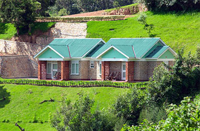 Lake Bunyonyi Overland Resort @Lake Bunyonyi – Oeganda