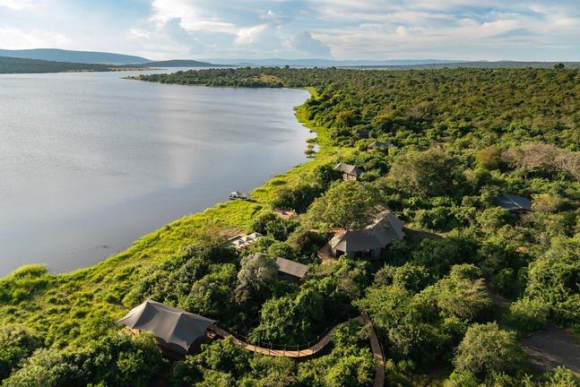 Rwanda: 6 dagen Wildlife & Primate Safari (MS6)