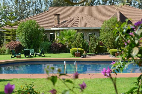Bougainvillea Safari Lodge @Ngorongoro Region – Tanzania