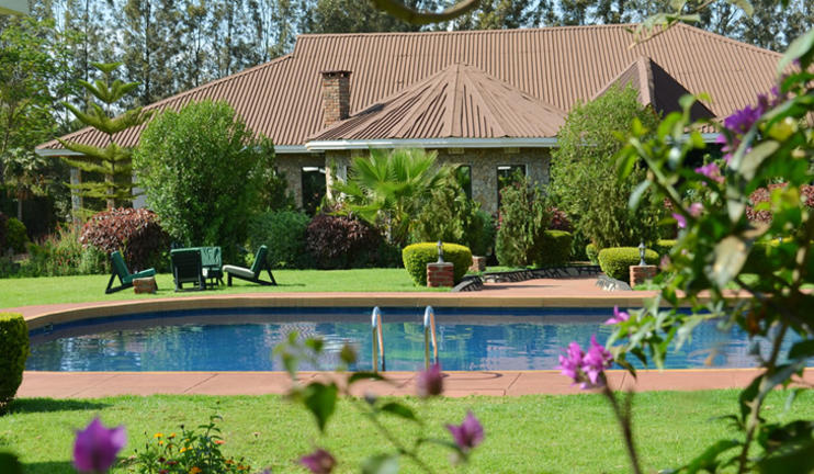 Bougainvillea Safari Lodge @Ngorongoro Region – Tanzania