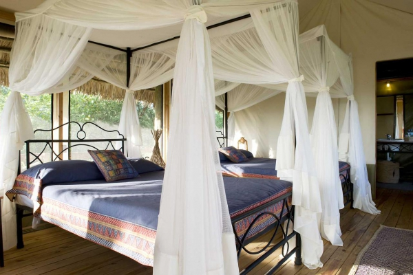 Lake Burunge Tented Camp @Tarangire National park – Tanzania