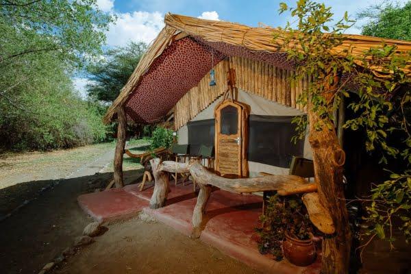 Lake Natron Tented Camp @Lake Natron – Tanzania