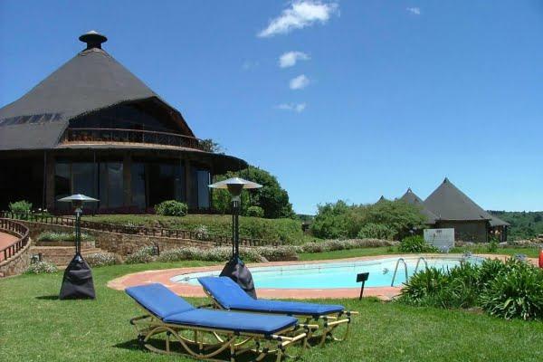 Sopa Lodge @Ngorongoro – Tanzania