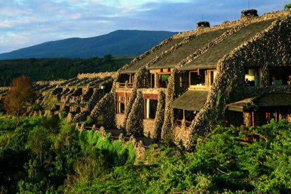 Serena Safari Lodge @Ngorongoro – Tanzania