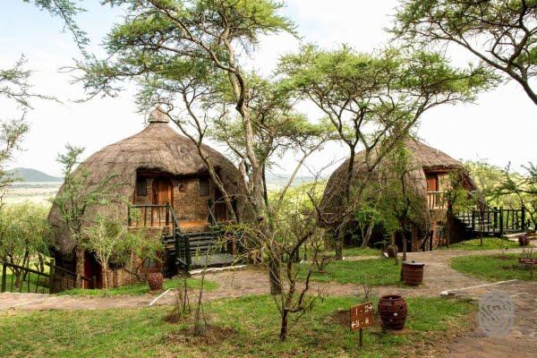 Serena Safari Lodge @Serengeti – Tanzania