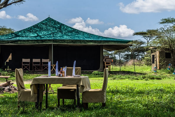 Seronera Campsite @Serengeti- Tanzania