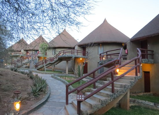 Sopa Lodge @Tarangire – Tanzania