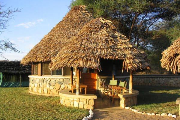 Safari Lodge @Tarangire – Tanzania