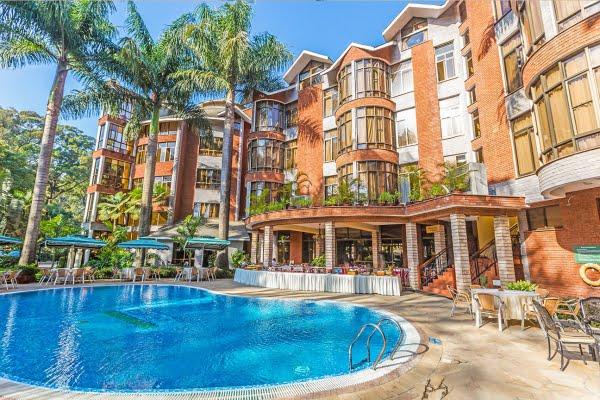 Kibo Palace Hotel @Arusha