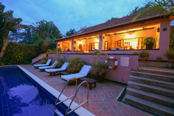 Boma Hotel @Entebbe – Oeganda