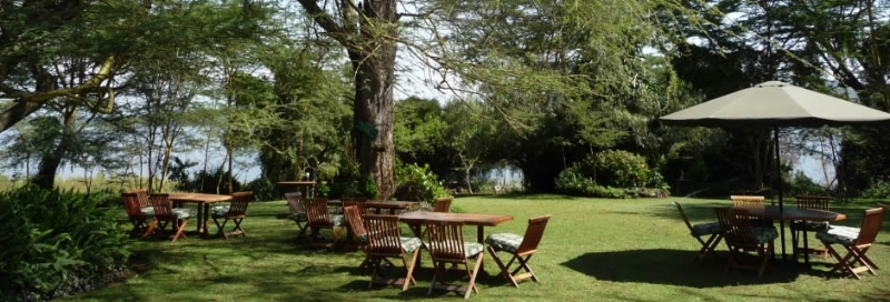 Elsamere Lodge @Lake Naivasha – Kenia