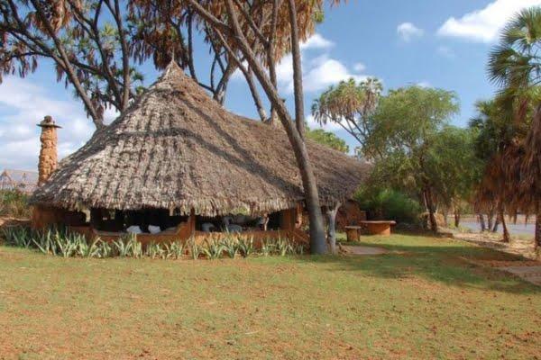 Galdessa Safari Camp @Tsavo East