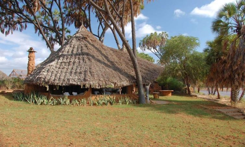 Galdessa Safari Camp @Tsavo East