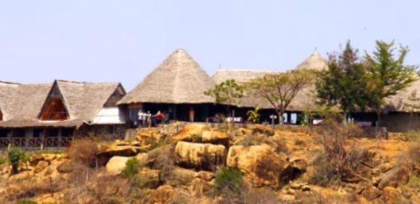 Lion hill camp @Tsavo East – Kenia