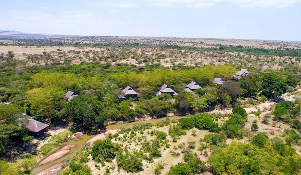 Simba lodge @Masai Mara – Kenia