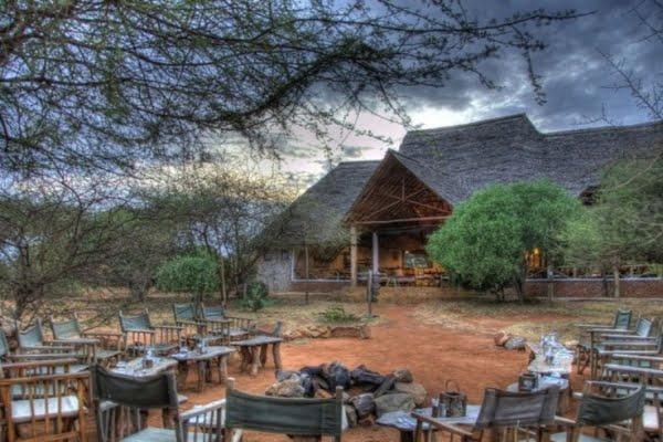 Mashariki Camp @Tsavo East – Kenia