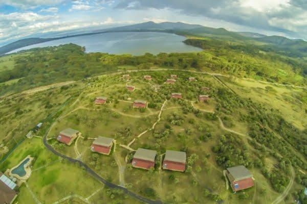 Kongoni Camp @Lake Naivasha – Kenia